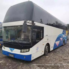 Golden Dragon Used Automotive 55-Seat City Bus