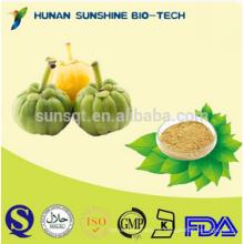 Natual pflanzliche Ergänzung Garcinia Cambogia Extrakt zum Abnehmen und Abnehmen 50% HCA