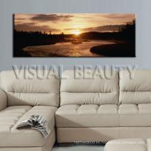 Impresión grande de la pintura al óleo de la pared que imprime impresiones creativas de la lona