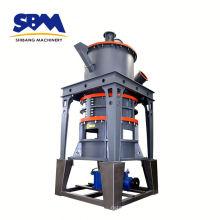 Usine verticale de poudre de déchets en céramique de l'industrie chimique pour le Vietnam