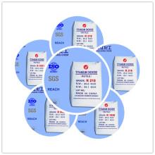 China El dióxido de titanio del grado 10 del rutilo de la tapa 10 para el recubrimiento