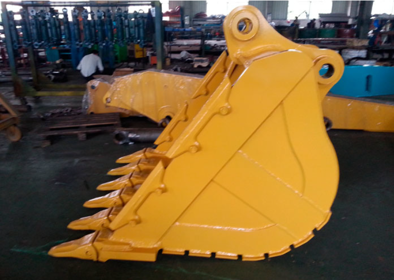 Rock Bucket for Caterpillar Excavators