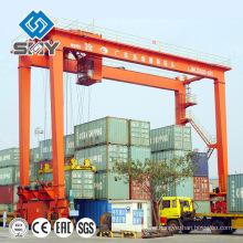 Best RTG Cranes With ABB Motor (European Type)