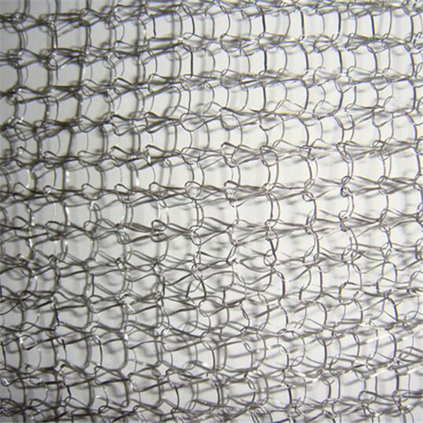 Knitted Wire Vapor-Liquid Filter Mesh