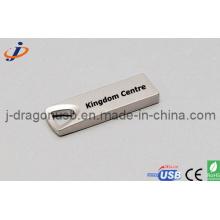 Custom Kingdom Center Metal USB Flash Drive 8GB Jm155