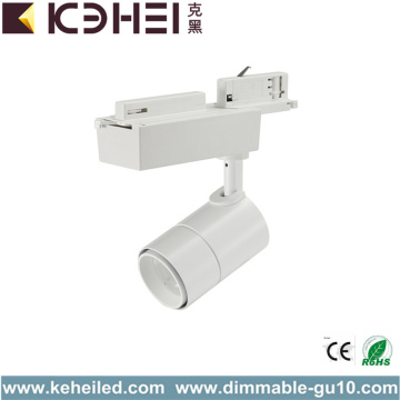 Single Track Light 7W LED spotlights