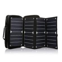 2017 China fornecedor 26W portátil dobrável sunpower mini painel solar
