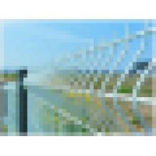 Biegen Dreieck Zaun gebogenen 3D-Panel Zaun