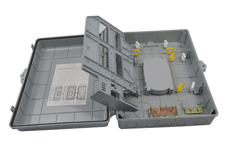 fibre breakout box