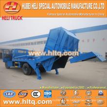 140hp DONGFENG hydraulische Heber Müllwagen überspringen Lader Müllwagen Müllwagen 4x2 6CBM attraktiven und vernünftigen Preis