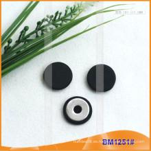 Tapas de botón de tela de costura a mano BM1251