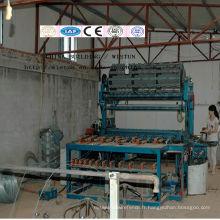 Machine automatique de clôture de bovin de tissage fabriquée en Chine