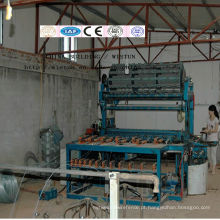 Máquina automática de tecelagem de gado fabricada na China