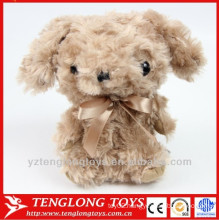 Electronic plush voice recording toy talking dog
