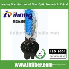 5 portes verticale / dôme Fermeture de joint fibre optique