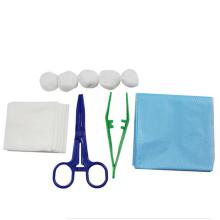 Paquete médico de desecho estéril desechable