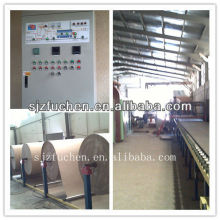 Gypsum board production line factory