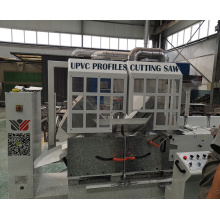 Cutting Saw Machine For UPVC Profiles