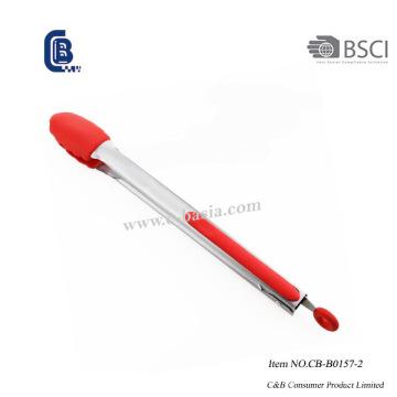 Accesorios para barbacoa conjunto de herramientas para barbacoa pinzas