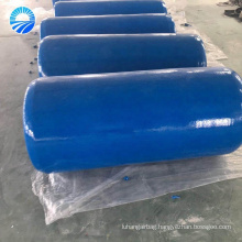 ISO 9001 certified marine polyurea foam filled fender with rope net