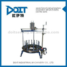 DT 168-5 low speed braiding machine