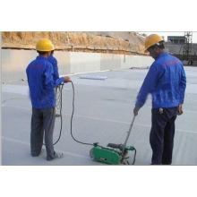 Membrana impermeável de PVC para telhado, túnel, metrô
