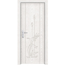Innen PVC Tür Made in China (LTP-8012)