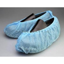 Cubiertas disponibles no tejidas del zapato del PP / CPE / PE del precio barato del proveedor de China
