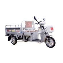 Nuevo triciclo eléctrico del cargo de China de la venta caliente diseñada 2014