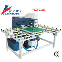 big hole glass drilling machine YZZT-Z-220