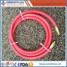 China Flexible Glatte Oberfläche Gummi / PVC Material Schlauch