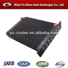 aluminum plate fin small air cooler