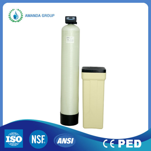 Ion Exchange Water Softening Systems For Water Treatment