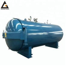Automatic Control High Temperature Rubber Autoclave / Automatic Professional Curing Chamber