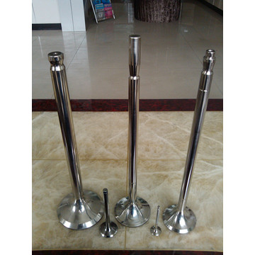 MAK M453C Intake Exhaust Engine Valve Parts