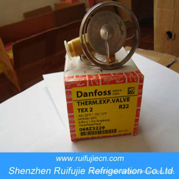 Danfoss Refrigeration Thermostatic Expansion Valve Tex2/ Tes2/ Ten2 Series