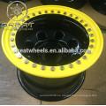 15x10 Genuino Beadlock Acero SUV Ruedas