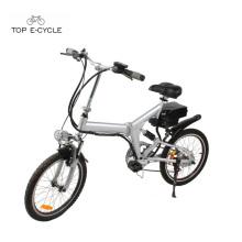 Livelytrip 20 pulgadas 2017 productos de tendencia mini bicicleta plegable portátil e 250w bicicleta eléctrica