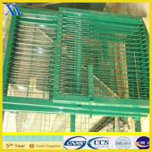 Hot Dipped Galvanized 358 Security Fencing