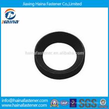 Rondelle noire DIN6319 D haute qualité avec vis en cône, siège conique type D GB850
