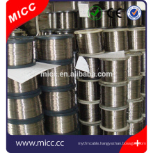 MICC insulated nichrome heating wire for sale