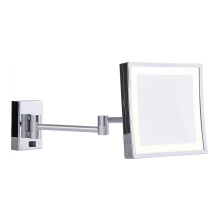 Espejo afeitado de pared LED
