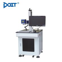 Desktop 20 watt Mini Metall Label Faserlaserbeschriftungsanlage
