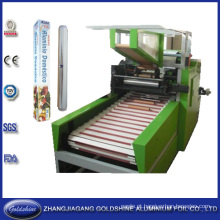 Folha de alumínio rolo máquina de corte (GS-AF-600)