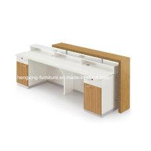 Reception Table / Reception Desk / Wooden Table