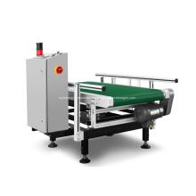 Control de peso automático de cinta transportadora