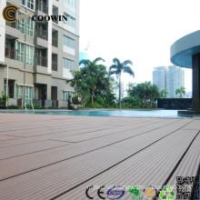 no smell outdoor no crack carbon fiber wpc building material decking floor
