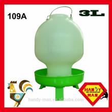 Kunststoff mit 3 Beinen Ball Typ Trinker 3L
