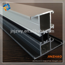 square model led aluminium profile