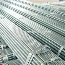 Fabricante fornecimento en10255 gi pipe, 40mm gi pipe